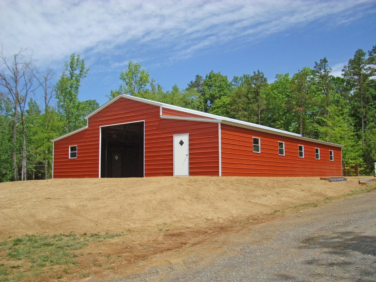 Get A Quote For Your Metal Horsebarn Wholesale Direct Carports